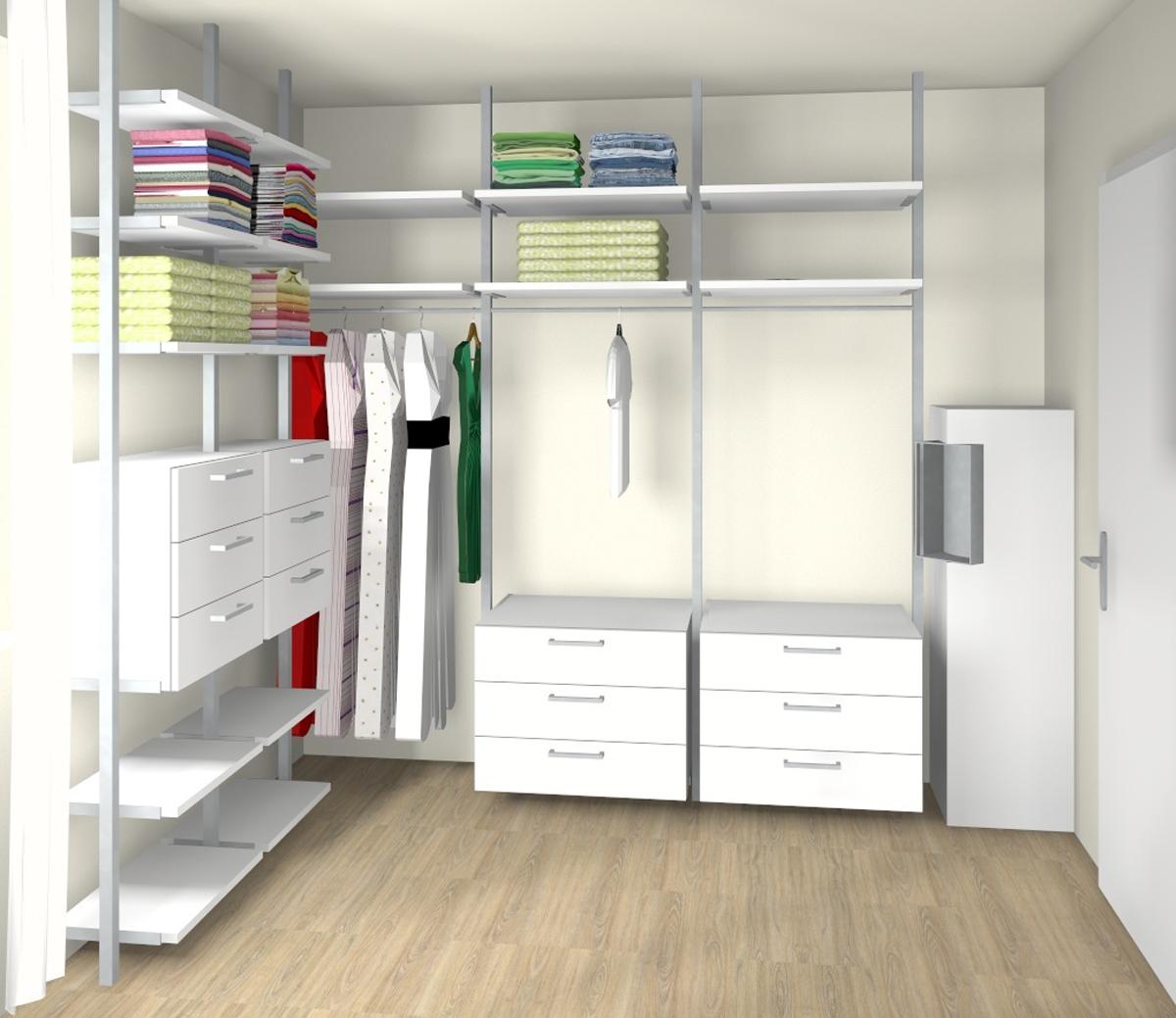 Schrankraum in m nzbach tischlerei kastner for Einrichtung planen