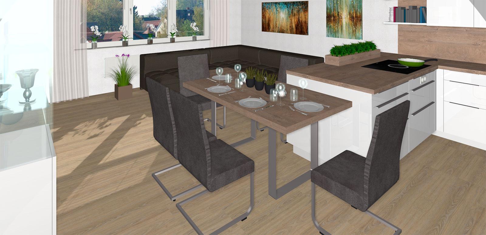 wohnung in pichl bei wels tischlerei kastner. Black Bedroom Furniture Sets. Home Design Ideas