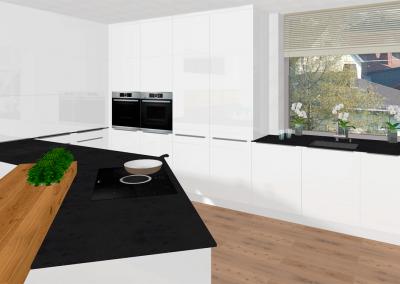 Architektonische Küche in Schönau im Mühlkreis