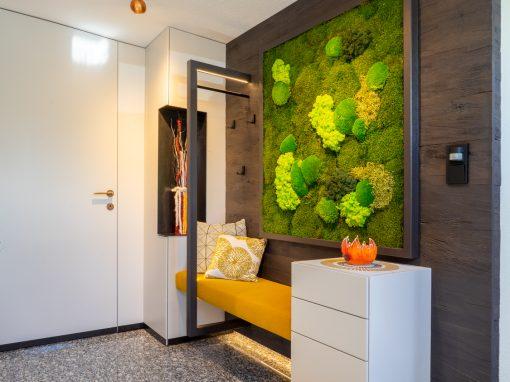 Vorraum und Küche in Arbesbach