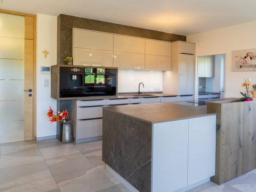 Küche und Bad in Unterweißenbach