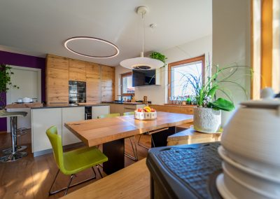 Küche in Behamberg