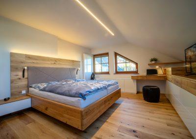 Schlafzimmer in Schwertberg